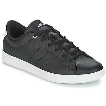 Schuhe Damen Sneaker Low adidas Originals ADVANTAGE W NR Schwarz