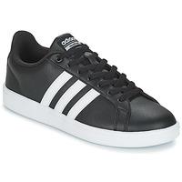 Schuhe Herren Sneaker Low adidas Originals ADVANTAGE MEN Schwarz