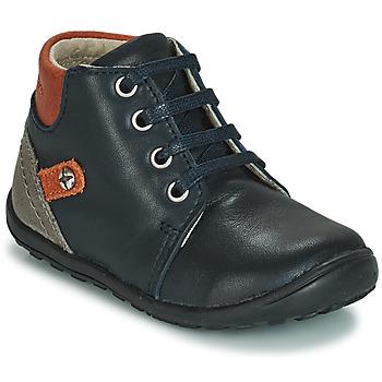 Schuhe Kinder Sneaker High André BAMBIN Marine