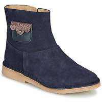 Schuhe Kinder Boots André YELENA Marine