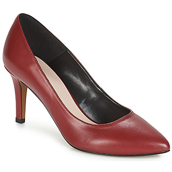 Schuhe Damen Pumps André ADRIENNE Rot