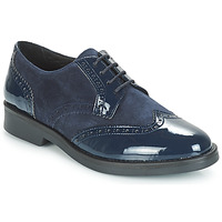 Schuhe Damen Derby-Schuhe André CASPER Marine