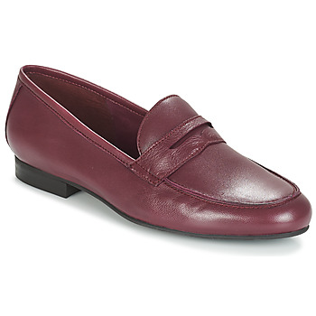 Schuhe Damen Slipper André TIM Bordeaux