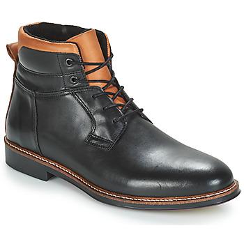 Schuhe Herren Boots André SINTRA Schwarz