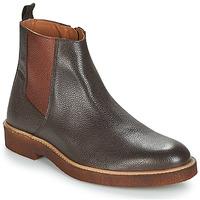 Schuhe Herren Boots André HAWAI Braun