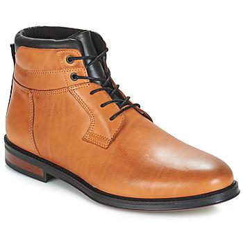 Schuhe Herren Boots André SINTRA Braun