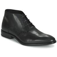 Schuhe Herren Boots André CROWE Schwarz