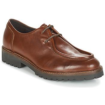 Schuhe Herren Derby-Schuhe André VILLETTE Braun