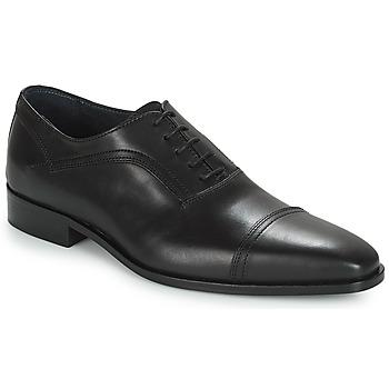 Schuhe Herren Richelieu André JOHN Schwarz