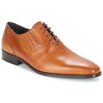 Schuhe Herren Richelieu André PRINCE Camel