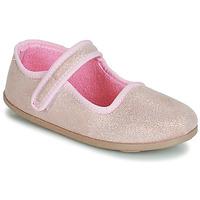 Schuhe Kinder Ballerinas André VIOLINE Rose