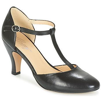 Schuhe Damen Pumps Betty London TIMUR Schwarz