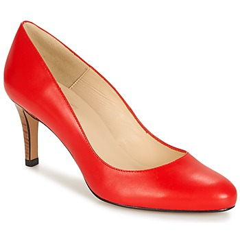 Schuhe Damen Pumps Betty London AMUNTAI Korallenrot