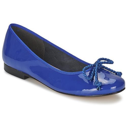 Schuhe Damen Ballerinas Betty London LIVIANO Marine