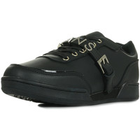 Schuhe Damen Sneaker Low Versace Linea Fondo Book Dis 1 Schwarz