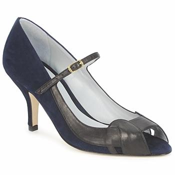 Schuhe Damen Pumps Fred Marzo MADO BAB'S Schwarz