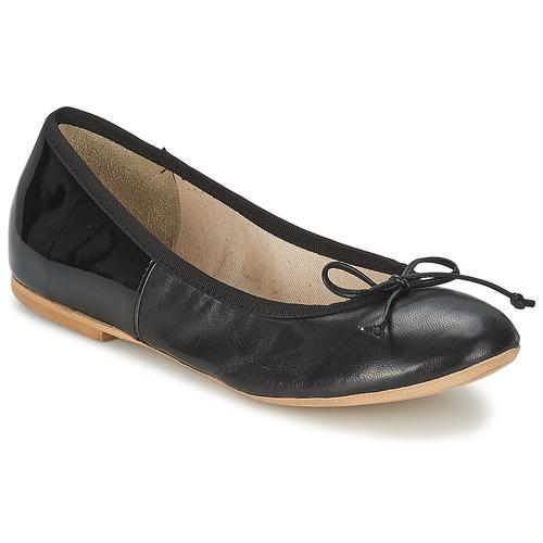 Schuhe Damen Ballerinas Betty London MANDOLI Schwarz