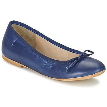 Schuhe Damen Ballerinas Betty London OMISTA Blau
