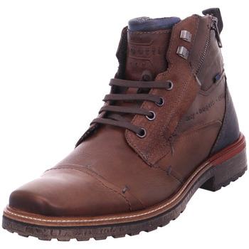 Schuhe Herren Boots Stiefel - 311-38236-3232-6111 braun