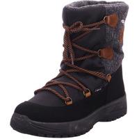 Schuhe Damen Schneestiefel Vista - 53-00525 schwarz