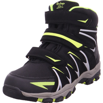 Schuhe Kinder Wanderschuhe Hengst - 894303.853 schwarz