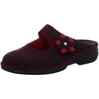 Schuhe Damen Hausschuhe Finn Comfort Arlberg 6560-482313 rot