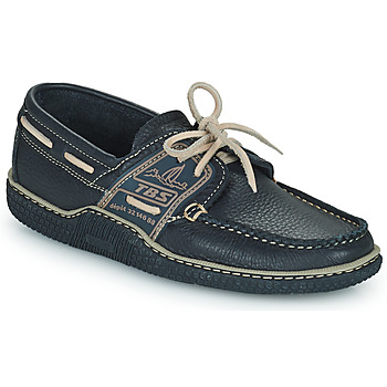Schuhe Herren Bootsschuhe TBS GLOBEK Marine