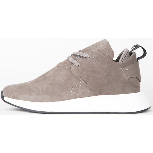 Adidas Originals Nmd C2 Suede Braun Schuhe Sneaker Low Herren 99