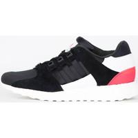 Schuhe Herren Sneaker Low adidas Originals Equipment Support Ultra - Core Black / Core Black / Turbo 38