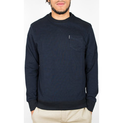 Kleidung Herren Pullover Ben Sherman Tonic Pique Sweater - True Black 38