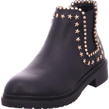 Schuhe Damen Stiefel Chelsea Stiefel - 1160094 schwarz