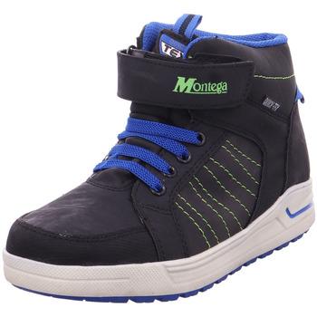 Schuhe Jungen Boots Stiefelette - 463070001 schwarz