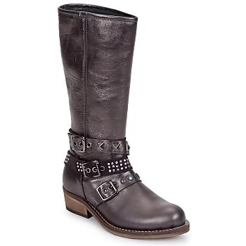 Schuhe Mädchen Klassische Stiefel Hip NIEGRA Braun