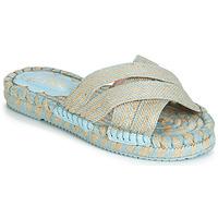 Schuhe Damen Sandalen / Sandaletten Miss L'Fire BOHEME Beige