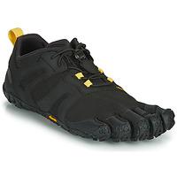 Schuhe Damen Laufschuhe Vibram Fivefingers V-TRAIL Schwarz / Gelb