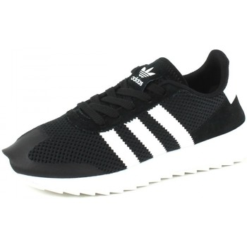 Schuhe Damen Sneaker Low adidas Originals Flashback Women Noir
