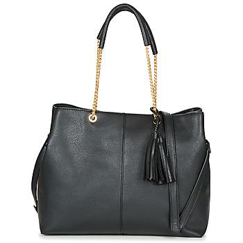 Taschen Damen Shopper / Einkaufstasche André JESSICA Schwarz