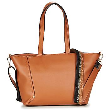 Taschen Damen Shopper / Einkaufstasche André JOYCE Camel