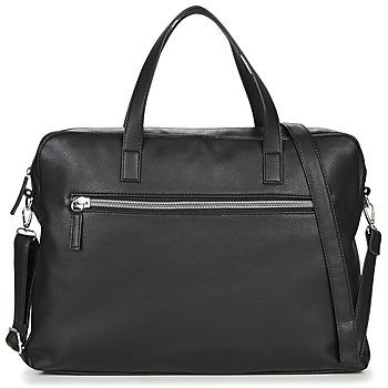 Taschen Herren Handtasche André ANDY Schwarz