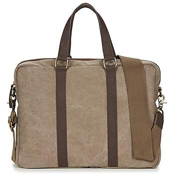 Taschen Herren Handtasche André BOLD Braun