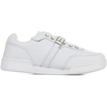 Schuhe Damen Sneaker Low Versace Linea Fondo Book Dis 1 Weiss
