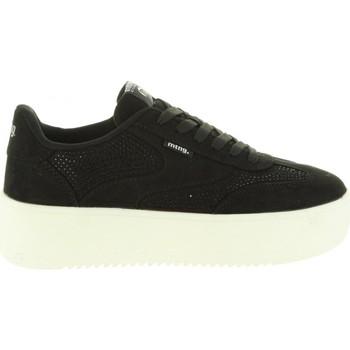 Schuhe Damen Sneaker Low MTNG 69389 CLAUS Negro