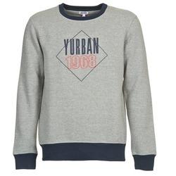 Kleidung Herren Sweatshirts Yurban CEDRIC Grau