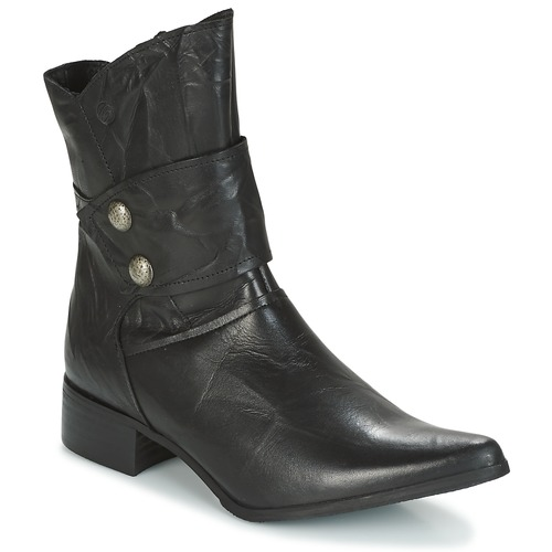 Stiefelletten / Boots Betty London DROUVOU Schwarz 350x350