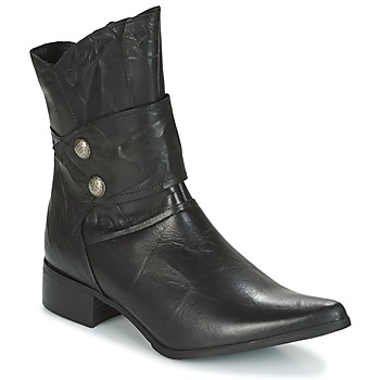 Stiefelletten / Boots BT London DROUVOU Schwarz 350x350