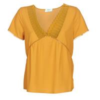 Kleidung Damen Tops / Blusen Betty London JOCKY Gelb
