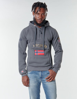 Kleidung Herren Sweatshirts Geographical Norway GYMCLASS Grau