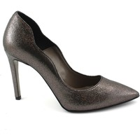 Schuhe Damen Pumps Divine Follie DIV-I18-274-CF Metalizzato