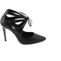 Schuhe Damen Pumps Divine Follie DIV-I18-379-NE Nero