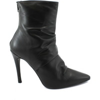 Schuhe Damen Low Boots Divine Follie DIV-I18-4211-NE Nero